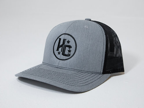 HC Cap (Grey / Black)