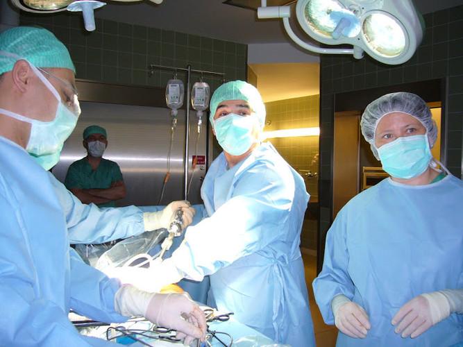 Prostate cancer treatment in turkey