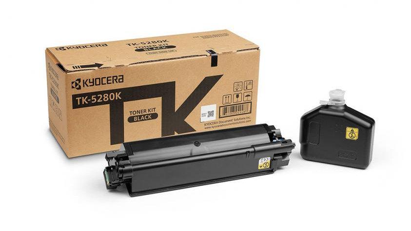 KYOCERA Toner TK-5280K (BLACK)