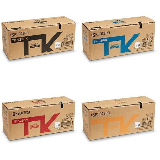 KYOCERA Toner TK-5290 CYAN - MAGENTA - YELLOW