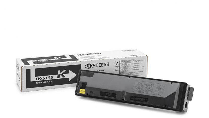 KYOCERA Toner TK-5195K BLACK