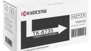 KYOCERA Toner TK-8735K BLACK