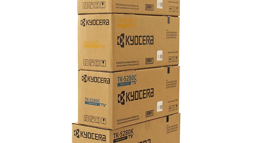 KYOCERA Toner TK-5280 CYAN - MAGENTA - YELLOW