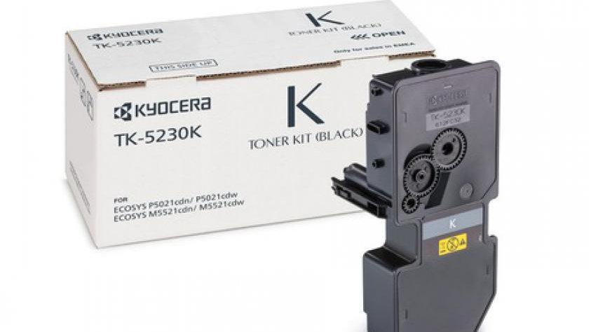 KYOCERA Toner TK-5230K(BLACK)