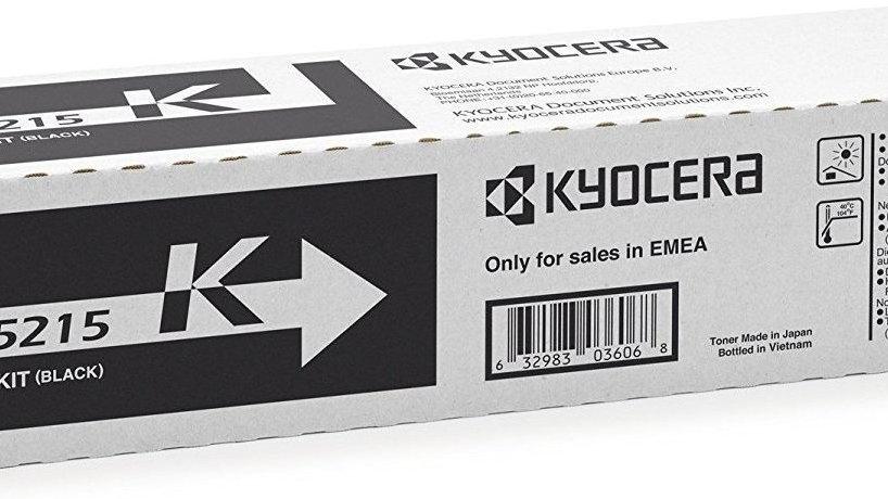 KYOCERA Toner TK-5215K BLACK