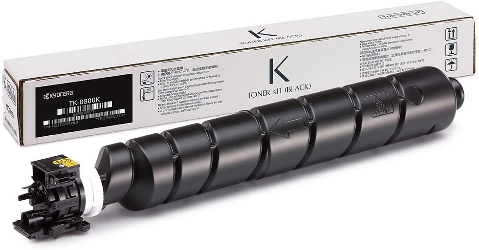 KYOCERA Toner TK-8800K BLACK