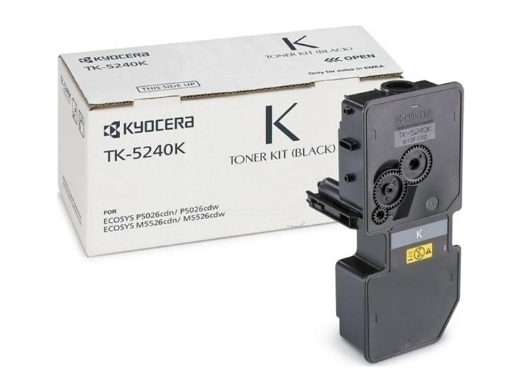 KYOCERA Toner TK-5240K (BLACK)