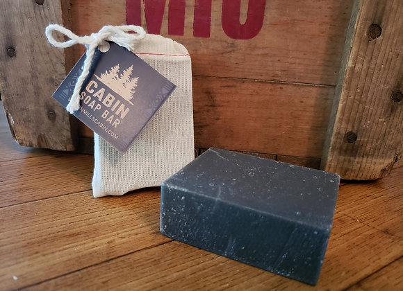 SOAP BAR MINT CHARCOAL