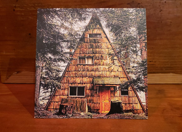CABIN CARD AFRAME