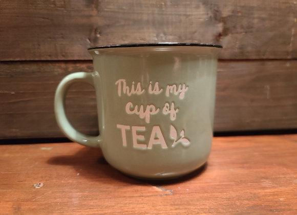 MY CUP OF TEA MUG