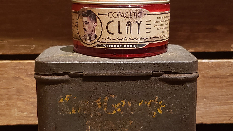 COPACETIC HAIR CLAY