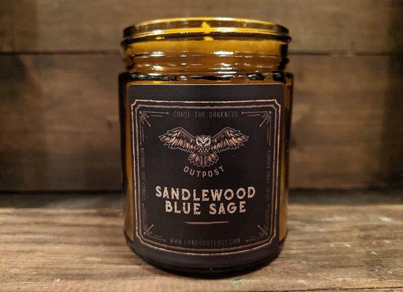 SANDLEWOOD BLUE SAGE