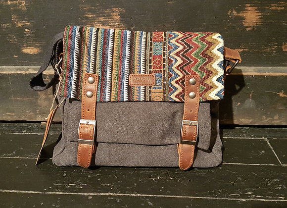 CANVAS TAPESTRY BAG