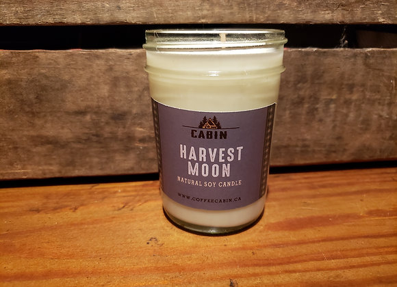 CABIN HARVEST MOON CANDLE