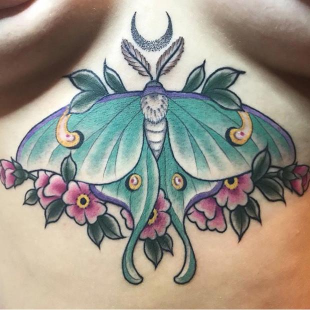 Tattoo by Celeste