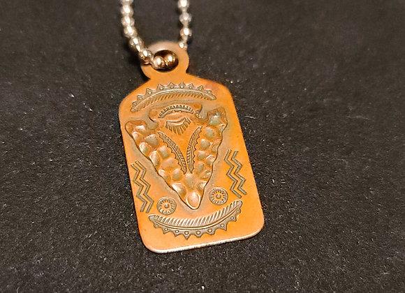 Bell Trading Copper Arrowhead FOB