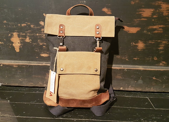 CANVAS/LEATHER BUCKLE