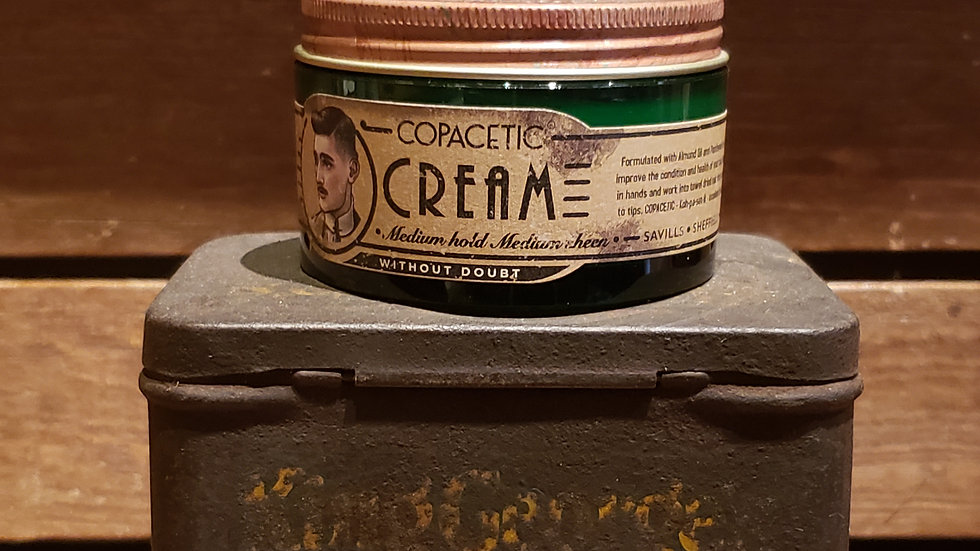 COPACETIC HAIR CREAM