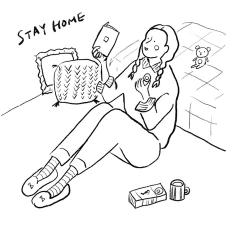 STAY HOMEちゃん