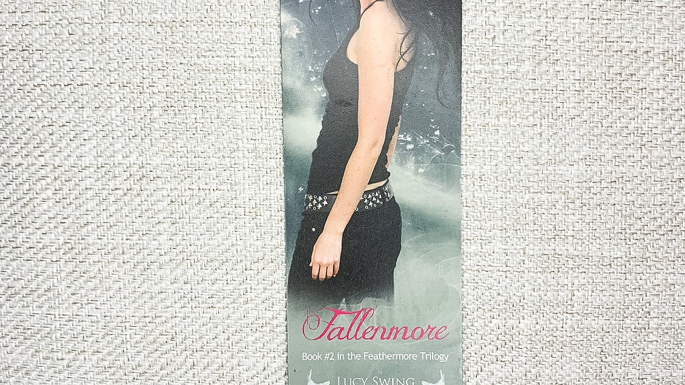 Fallenmore Bookmark