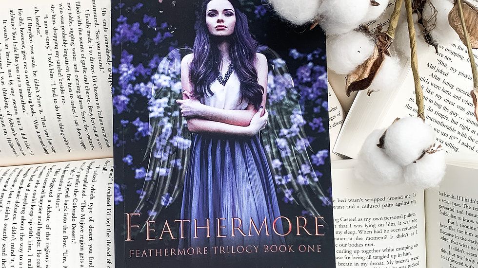 Feathermore Paperback