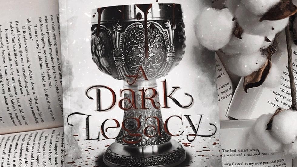 A Dark Legacy Paperback