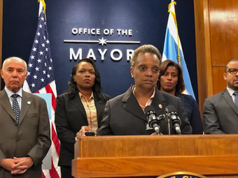 Chicago Sun Times:  Housing Advocates offer Mayor Lightfoot a plan to address city's inequity, s