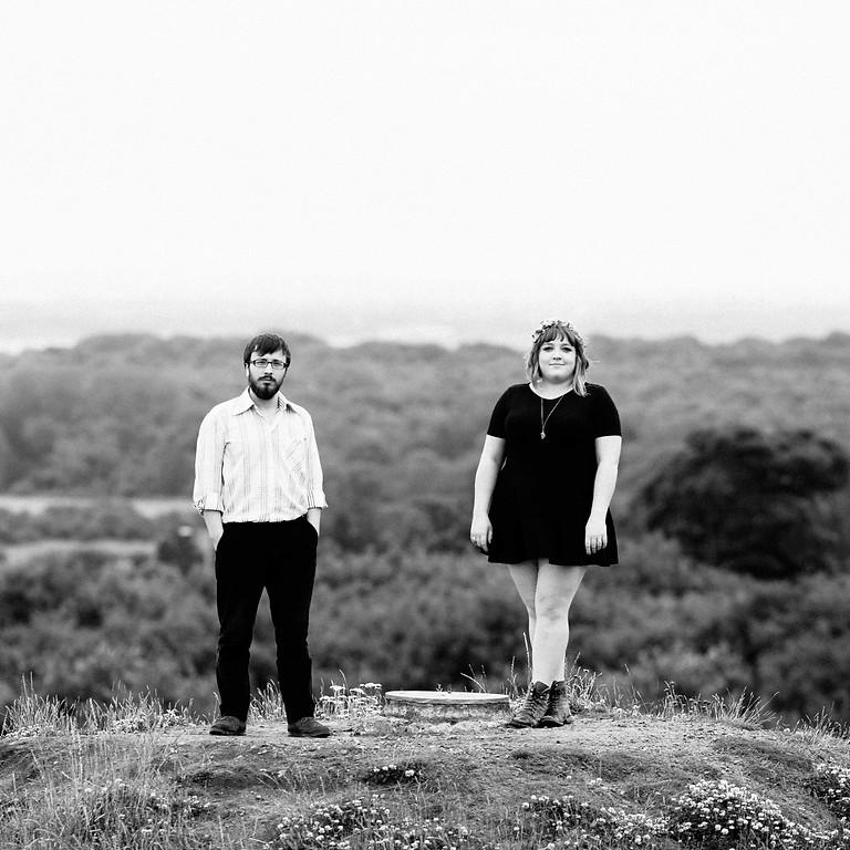 Will Finn and Rosie Calvert