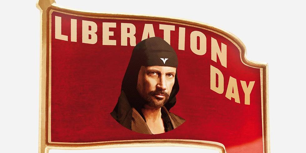 45 Movie Club : Liberation Day (U) 100 minutes - FREE ENTRY