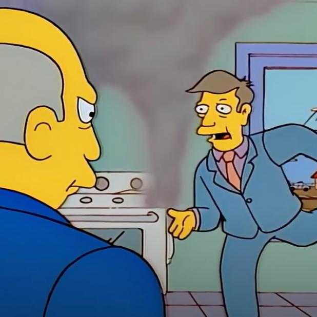 Steamed Hams - A Simpsons Quiz