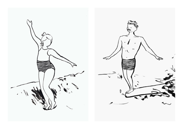 Inidividuality in surfing