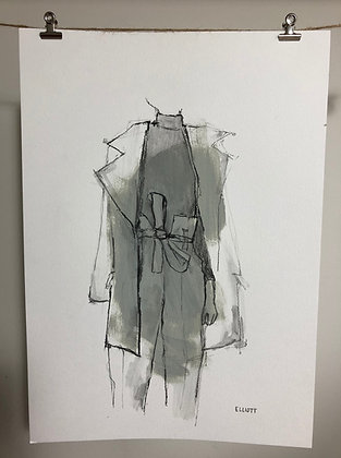 Lines grey
