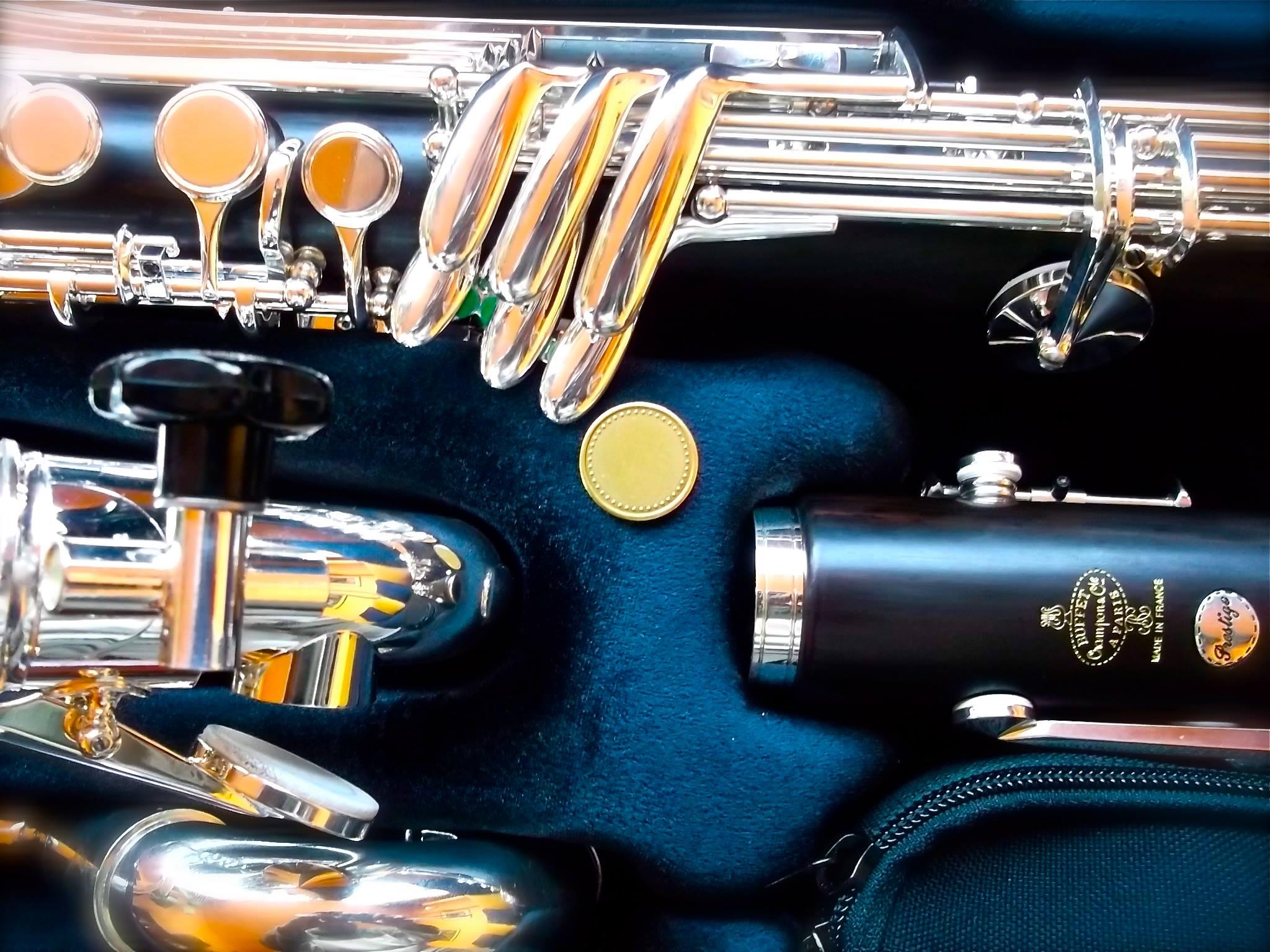 Clarinete Bajo II