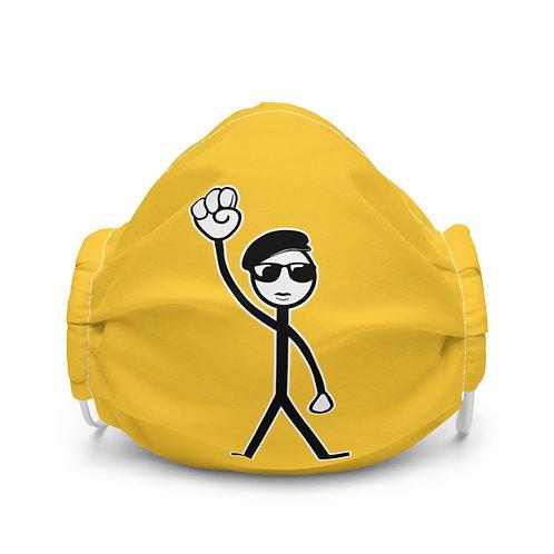 Freedom Mask in Honey Yellow