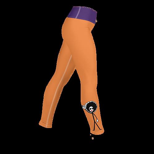 Tangerine Leggings
