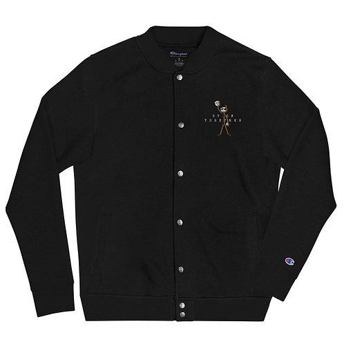 BLACK Freedom Bomber Jacket