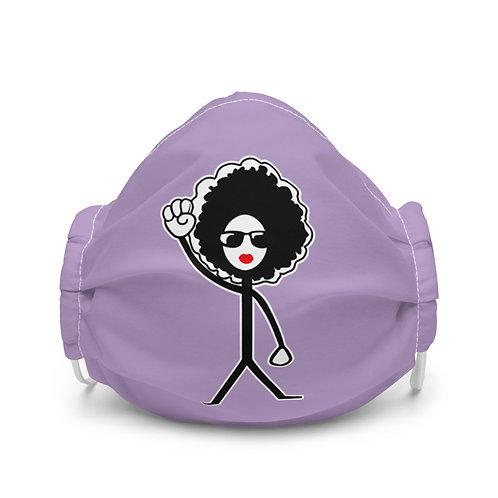 Lilac Mask