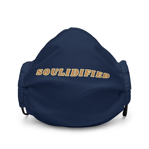 Soulidified Mask - Navy