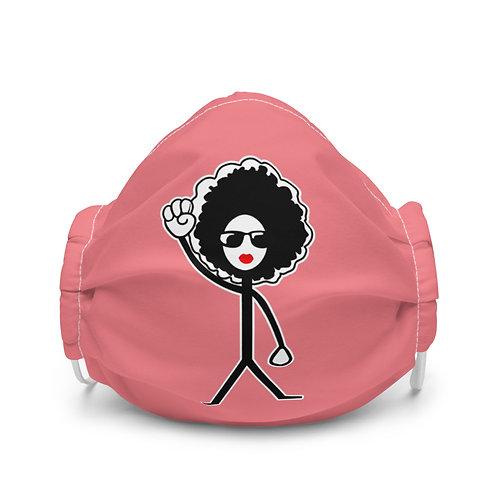 Bubblegum Pink Mask