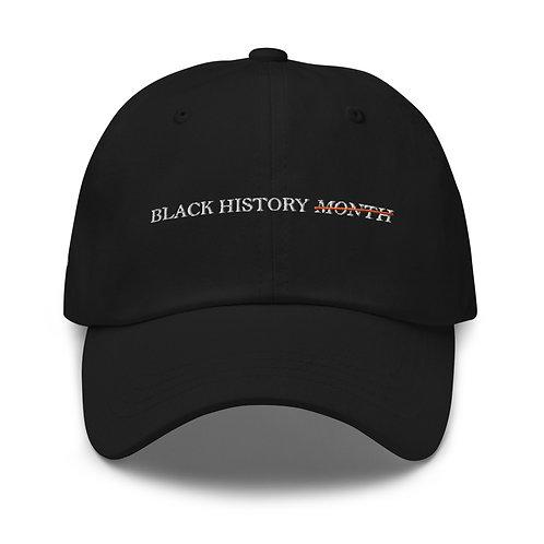 Black History Dad Cap