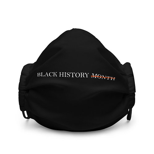 Black History Mask