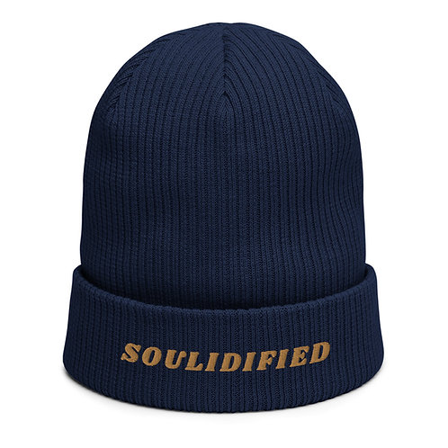 Soulidified Beanie - Midnight Blue