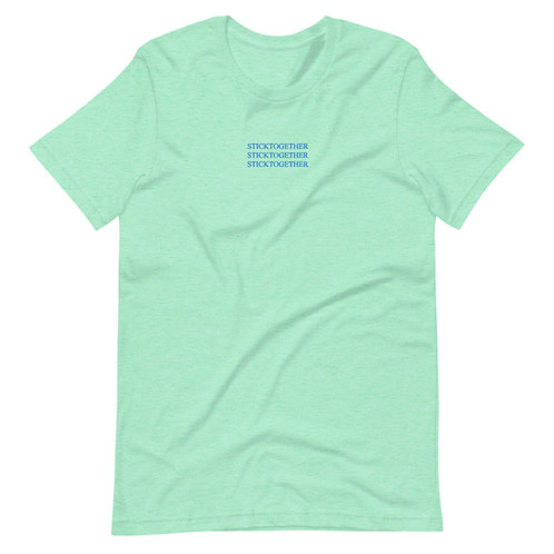 Stick Together T-Shirt - Mint