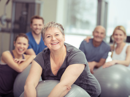 GLA:D® - an education and exercise program for people with hip or knee osteoarthritis.