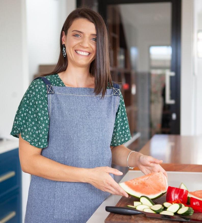 Mattea Palombo - Accredited Practising Dietitian at Saltfleet Clinic
