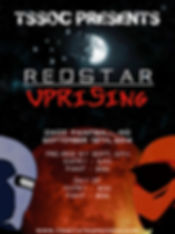 TSSOC Presents REDSTAR : UPRISING