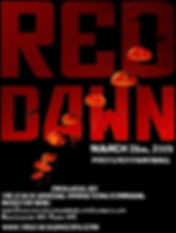 TSSOC Presents RED DAWN