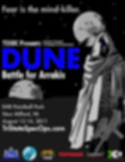 TSSOC Presents DUNE : BATTLE FOR ARRAKIS