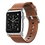Thumbnail: Nomad Horween Leather Strap for Apple Watch - Silver Hardware