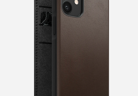 Horween Rugged Folio Case iPhone 12 6.1""